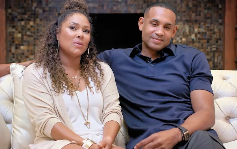 """Tamia and Grant Hill on OWN docu-series """"Black Love"""""""