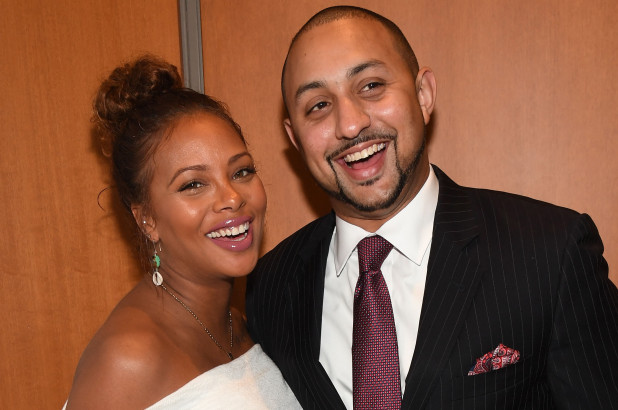 Eva Marcille and Michael Sterling (Getty Images)