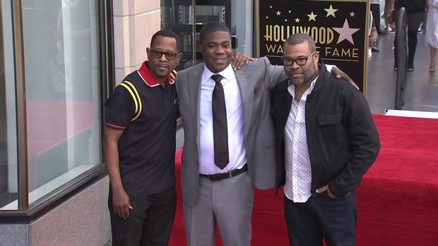 martin lawrence tracy morgan jordan peele