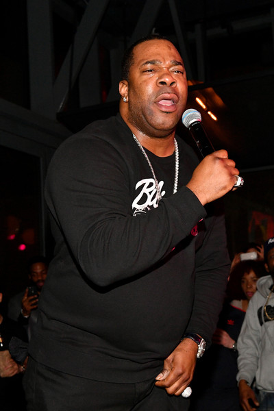 """Busta Rhymes performs onstage during """"The Last O.G."""" New York Premiere After Party at Westlight on March 29, 2018 in the Brooklyn borough of New York City, New York."""