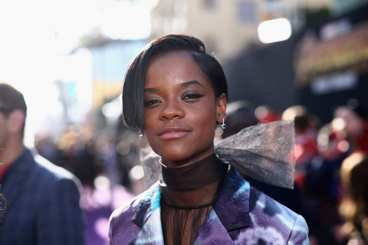 Letitia Wright_black panther