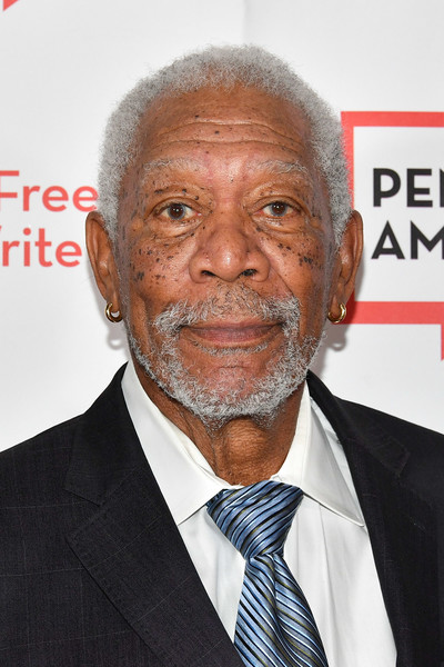 Morgan Freeman attends the 2018 PEN Literary Gala at the American Museum of Natural History on May 22, 2018 in New York City.