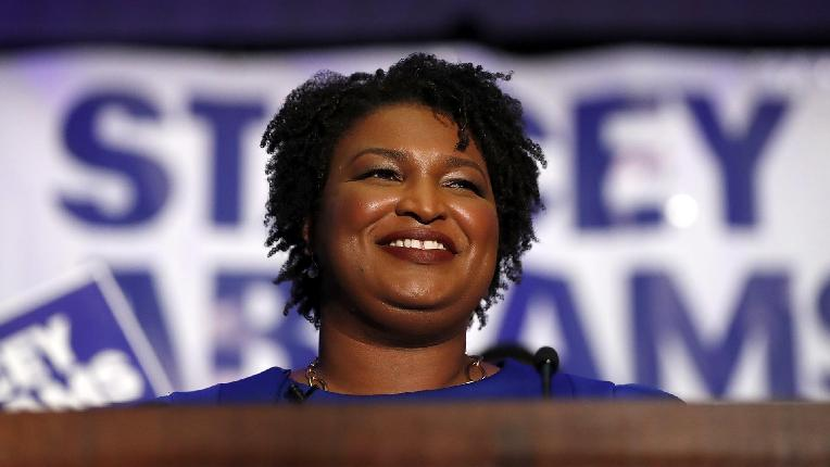 Stacey Abrams Nominated For Nobel Prize
