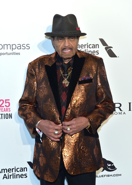 Joe Jackson attends the 26th annual Elton John AIDS Foundation's Academy Awards Viewing Party at The City of West Hollywood Park on March 4, 2018 in West Hollywood, California.
