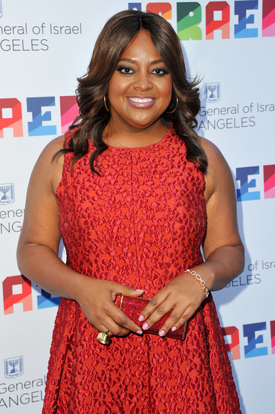 Sherri Shepherd attends a private celebration of The 70th Anniversary of Israel hosted by the Consul General of Israel, Los Angeles, Sam Grundwerg on June 10, 2018 in Los Angeles, California.
