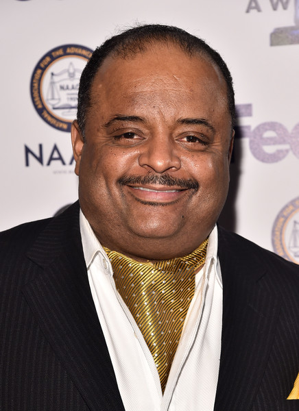 TV host Roland Martin attends the 49th NAACP Image Awards Non-Televised Award Show at The Pasadena Civic Auditorium on January 14, 2018 in Pasadena, California.