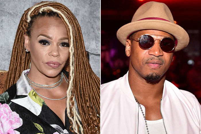 faith evans - stevie j