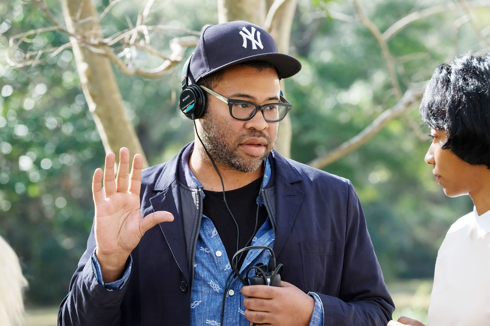 Jordan Peele (By Justin Lubin/Universal Pictures/Everett Collection)
