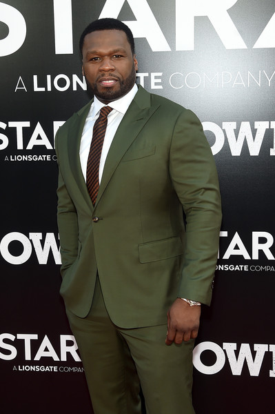 """Curtis """"50 cent"""" Jackson attends the Starz """"Power"""" The Fifth Season NYC Red Carpet Premiere Event & After Party on June 28, 2018 in New York City."""