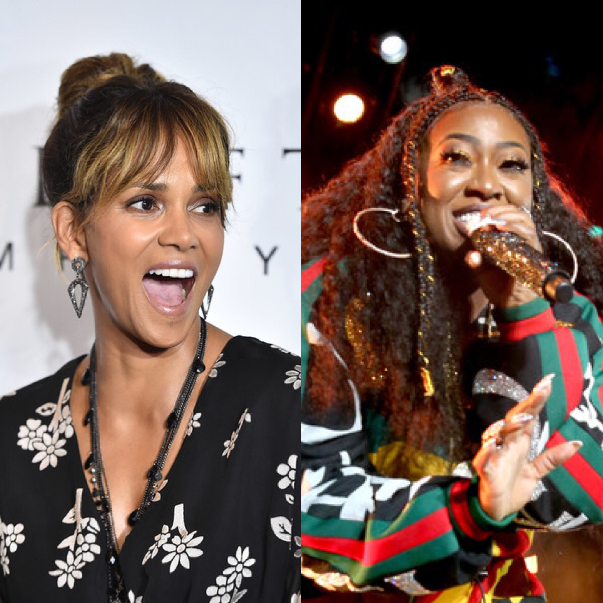 Missy Elliott Humbled After Learning What Halle Berry Thought Of The Work It Shoutout Eurweb