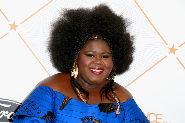 Gabourey Sidibe attends the 2018 Essence Black Women In Hollywood Oscars Luncheon at Regent Beverly Wilshire Hotel on March 1, 2018 in Beverly Hills, California.