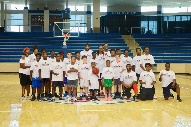 sonny weems - b-ball camp
