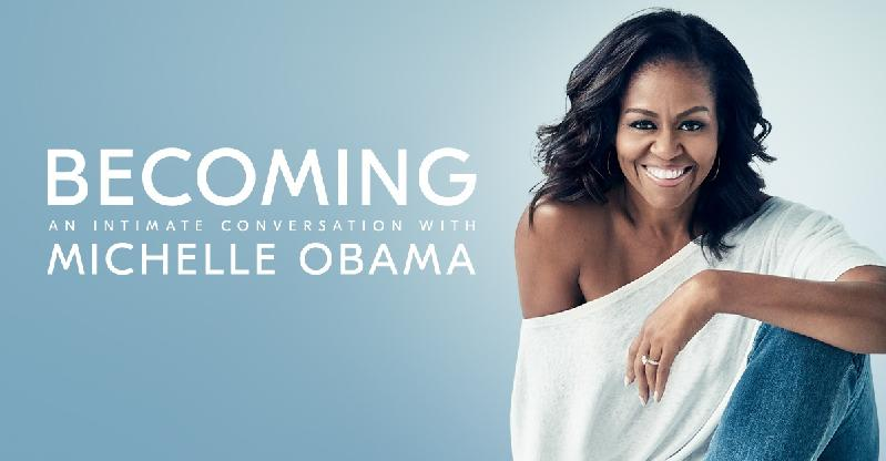 BECOMING - Michelle Obama2