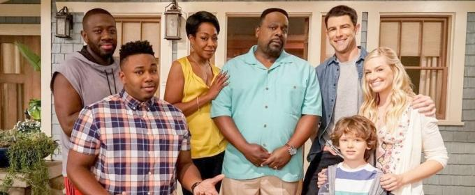 the neighborhood - promo pic with full cast