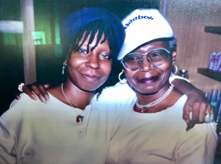 Whoopi Goldberg And Her Late Mother Are Identical Look Eurweb
