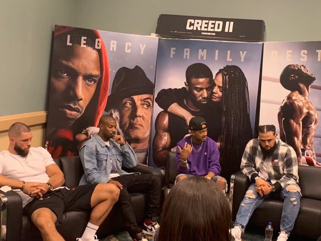 Michael B Jordan Talks Themes Of Family In Creed Ii During Complexcon
