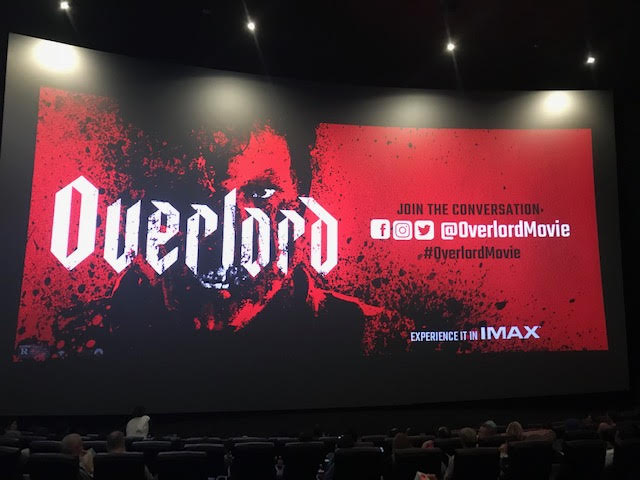 """Overlord"" hits theaters everywhere November 9"