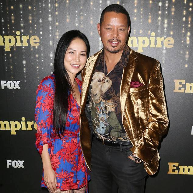 Terrence Howard, Mira Pak