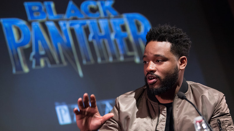 ryan coogler - black panther
