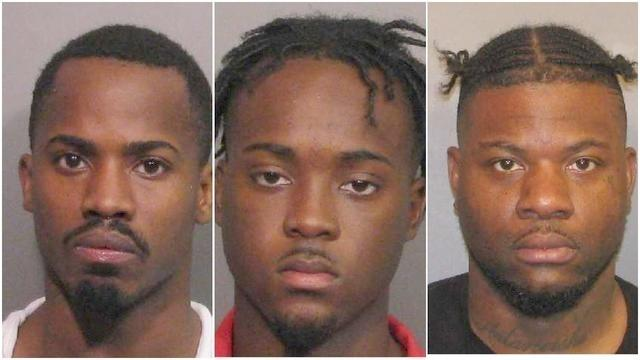Chatéri Payne - killers - Treveon Anderson, Lawrence Pierre and Glenn Frierson