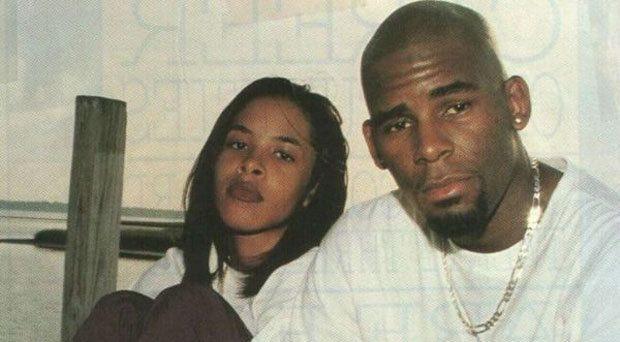 R Kelly And Aaliyah