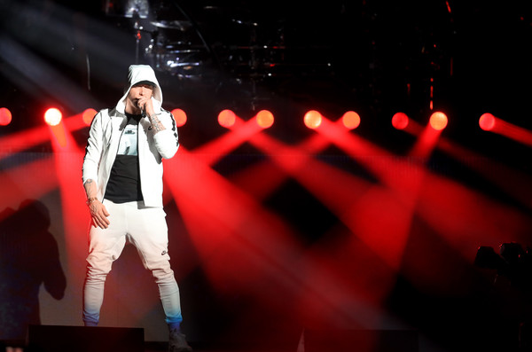 Eminem Drops Teaser For His Virtual Reality Documentary Marshall
