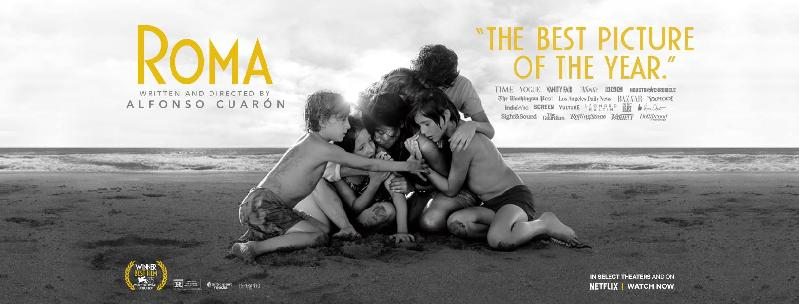 roma - best picture of the year