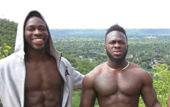 Abimbola 'Abel' Osundairo - Olabinjo 'Ola' Osundairo2a - nigerian brothers