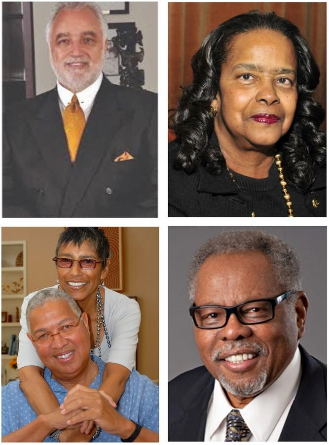 BBA black history awards recipients
