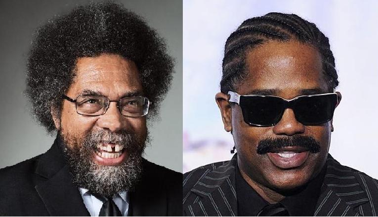 Cornel West - Larry Blackmon