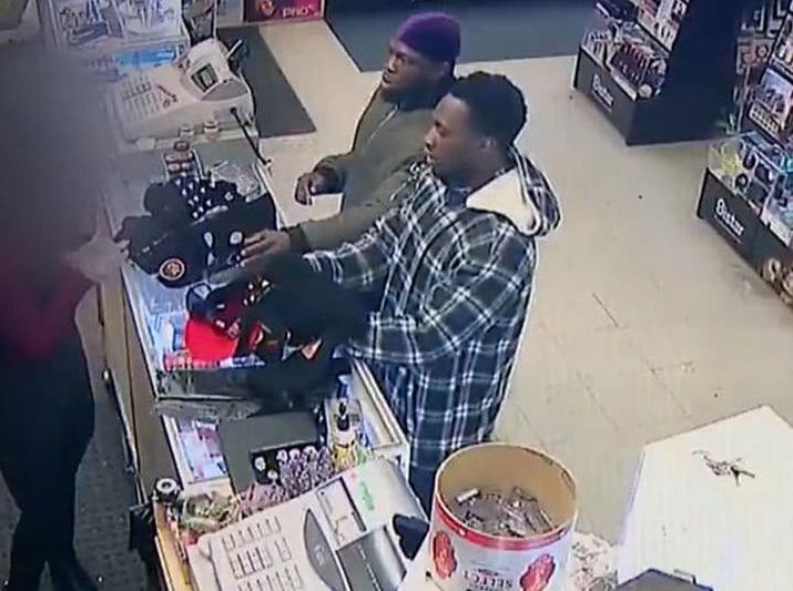 Ola and Abel Osundairo - buying items used for jussie attack