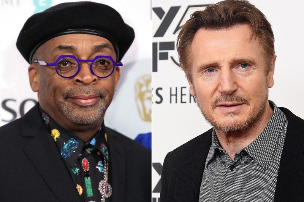 Spike Lee, Liam Neeson