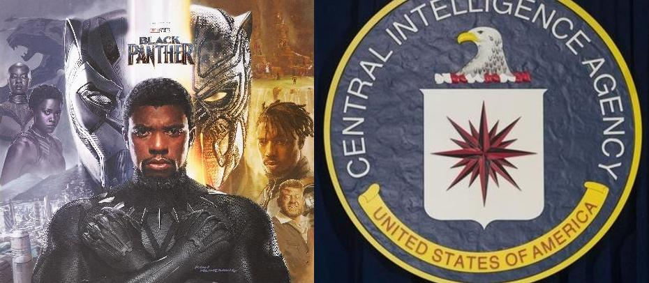 black panther - cia