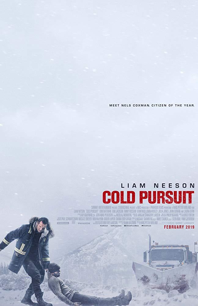 cold pursuit - promo