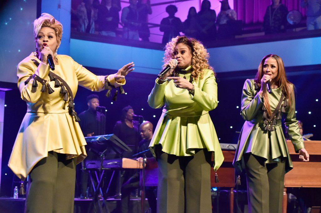 BET Presents 19th Annual Super Bowl Gospel Celebration - Show