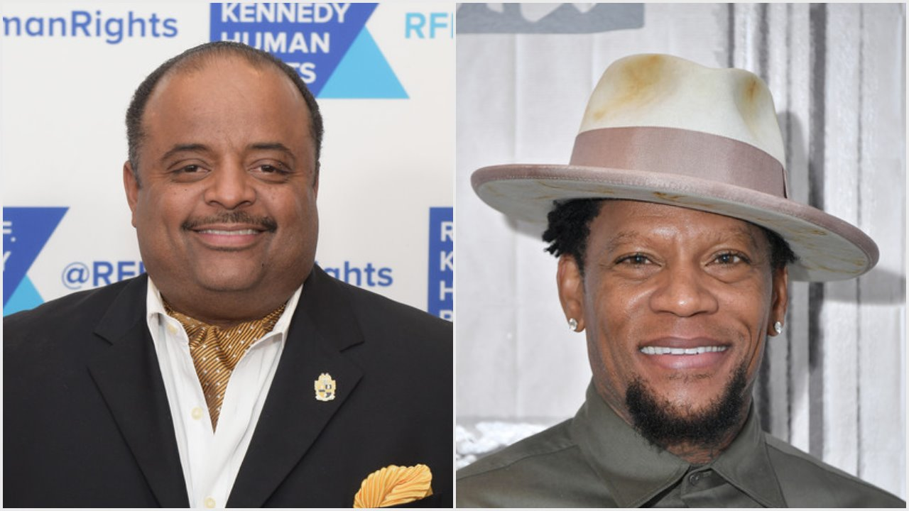 roland martin and D. L. Hughley