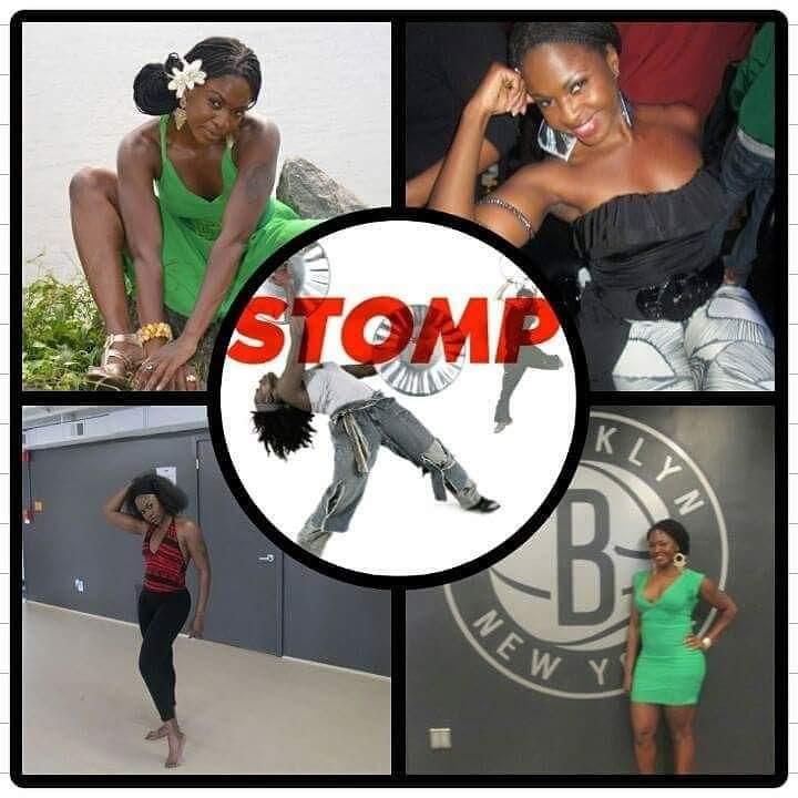 stomp - cast - female