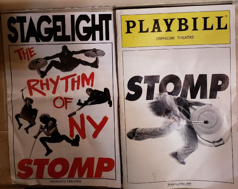 stomp posters