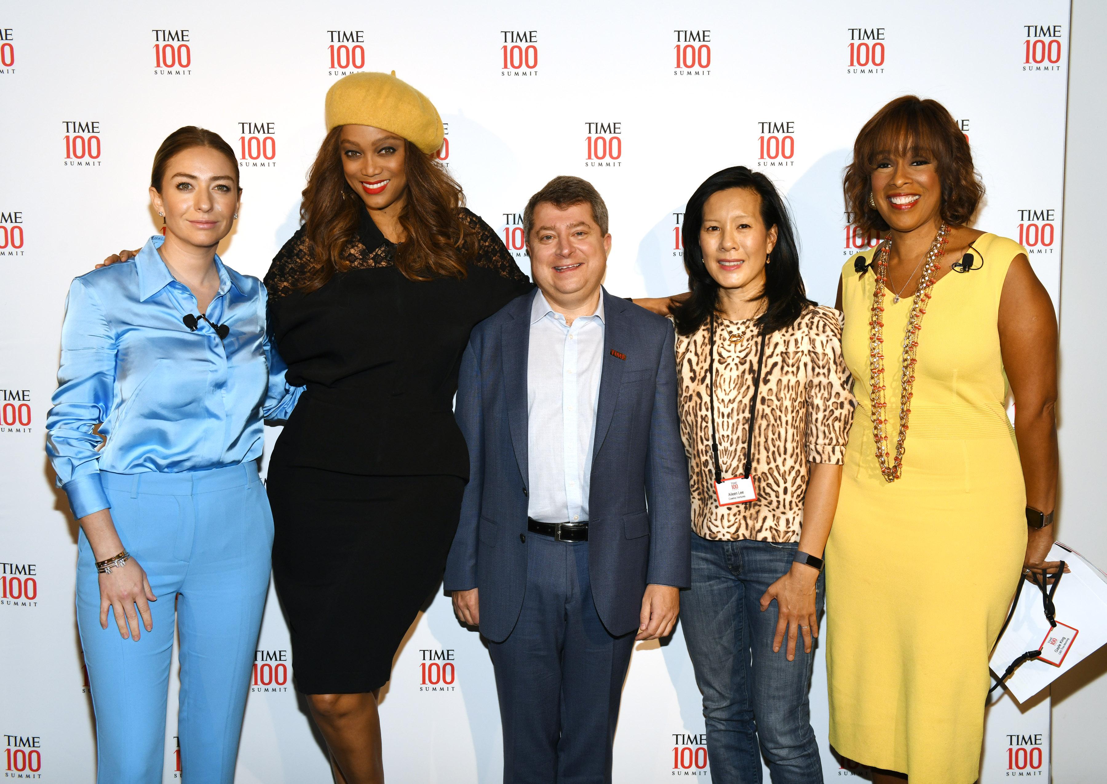 TIME 100 Summit 2019
