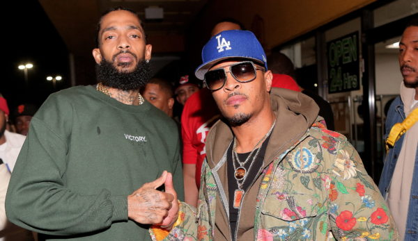 """Nipsey Hussle Album Release Party for """"Victory Lap"""""""