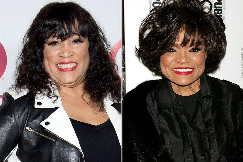 Jackée Harry and Eartha Kitt Tara Ziemba/Getty Images; Scott Gries/Getty Images