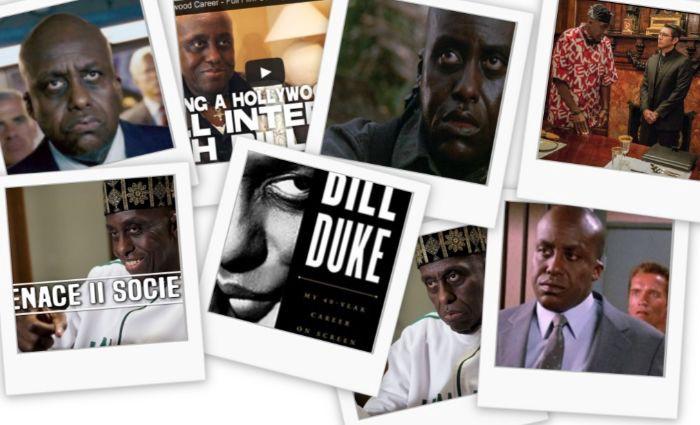 bill duke - collage
