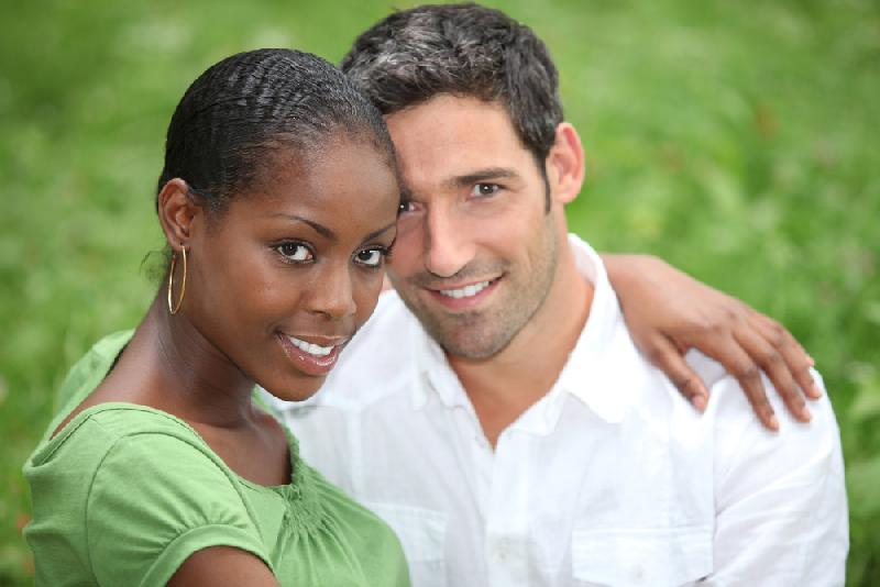 black guys dating white ladies