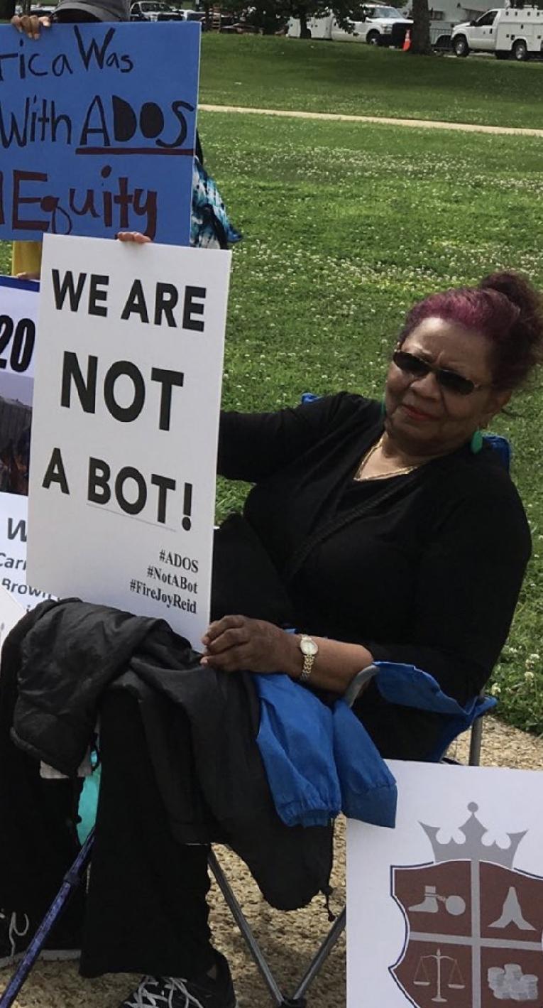ados - reparations - not bot
