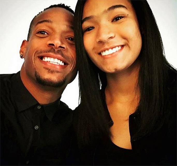 Marlon Wayans Praises Teen Daughter For Coming Out During Pride Month Eurweb You can see the uncanny resemblance between the wayans family as they all pose together in new photos. marlon wayans praises teen daughter for