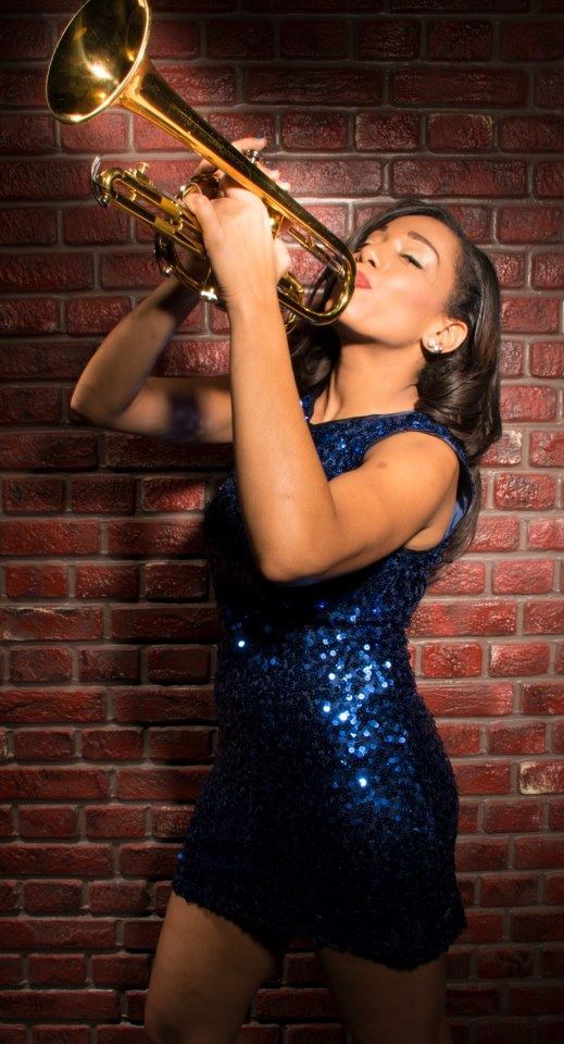 Maria Katre Trumpet player