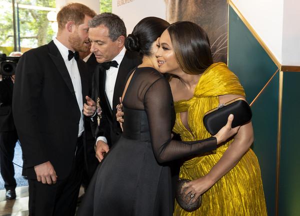 Beyonce, Meghan Markle, Prince Harry