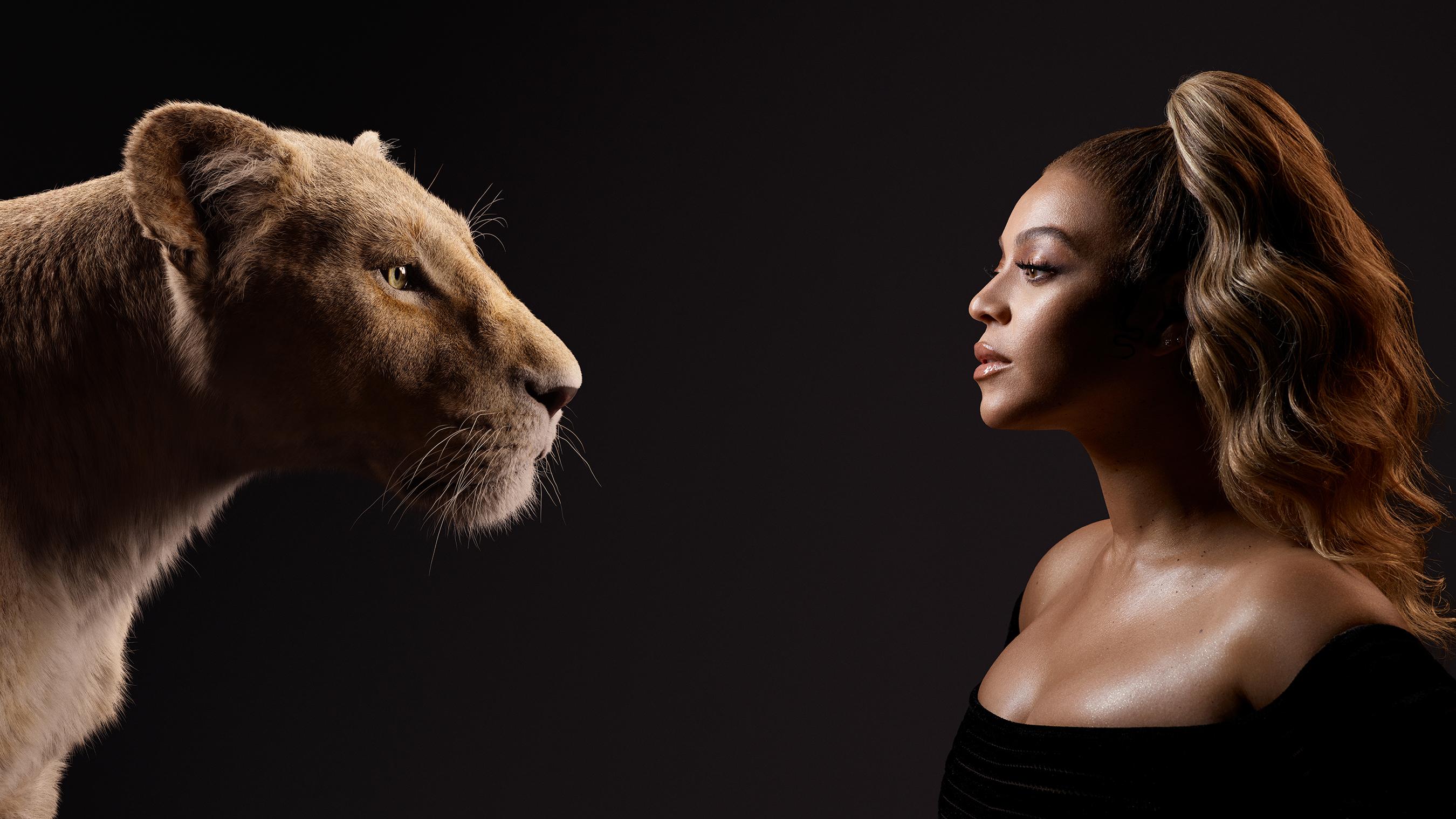 THE LION KING, Beyoncé Knowles Carter