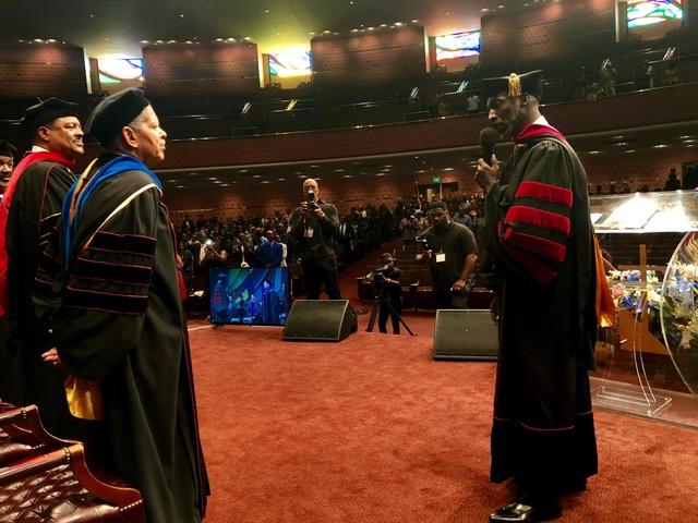 Next Univ - Dr. Frederick K. C. Price - Dr. Joel McLeod