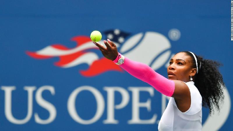 Serena Williams - US Open - getty